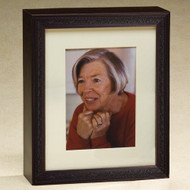 Legacy Picture Frame Wood Cremation Urn