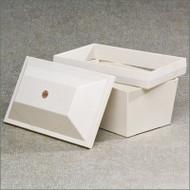 Vantage Standard 18-Inch Cremation Urn Burial Vault - Urns