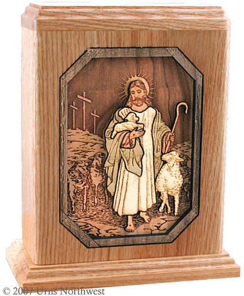 The Lord is My Shepherd Child Urn