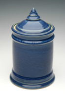Cobalt Blue Ceramic Urn | Funeral Urns for Ashes