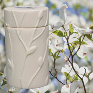 Dogwood Memorial Tree Urn