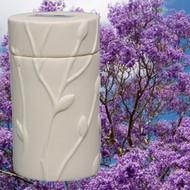 Jacaranda Memorial Tree Urn