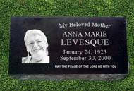 Portrait Photo Grave Marker