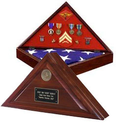 Heritage Military Flag Case