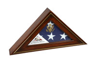 Five Star General Military Flag Case American Made