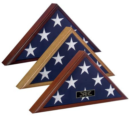 Veteran Burial Flag Case