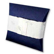 Biodegradable Water Burial Urn - Navy Blue
