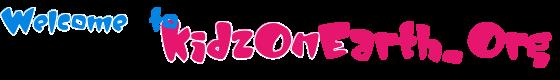 KidzOnEarth.Org Online Store