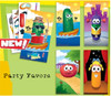 VeggieTales Comical Costumes Birthday Favors