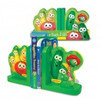 VeggieTales Wooden Bookends