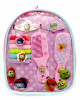 VEGGIE TALES BACKPACK SET