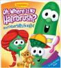 Veggietales -Oh Where Is My Hairbrush? Board Book