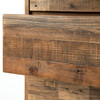 Reclaimed wood drawers