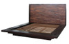 Devon Reclaimed Wood King Platform Bed Frame