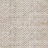 Carnegie Tufted Linen Platform Queen Bed- Beige