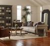 Livingroom Wicker Trunk End Table