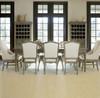 French Oak Home Wine Bar Furniture