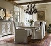 Sojourn French Country Extension Dining Table - White