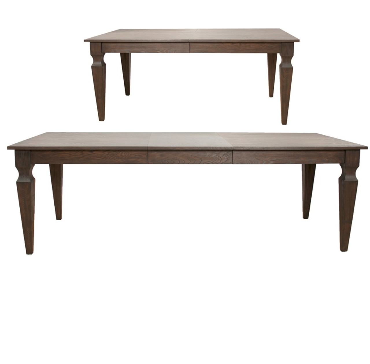 dining room extension table royce extension dining room table zin home 3597