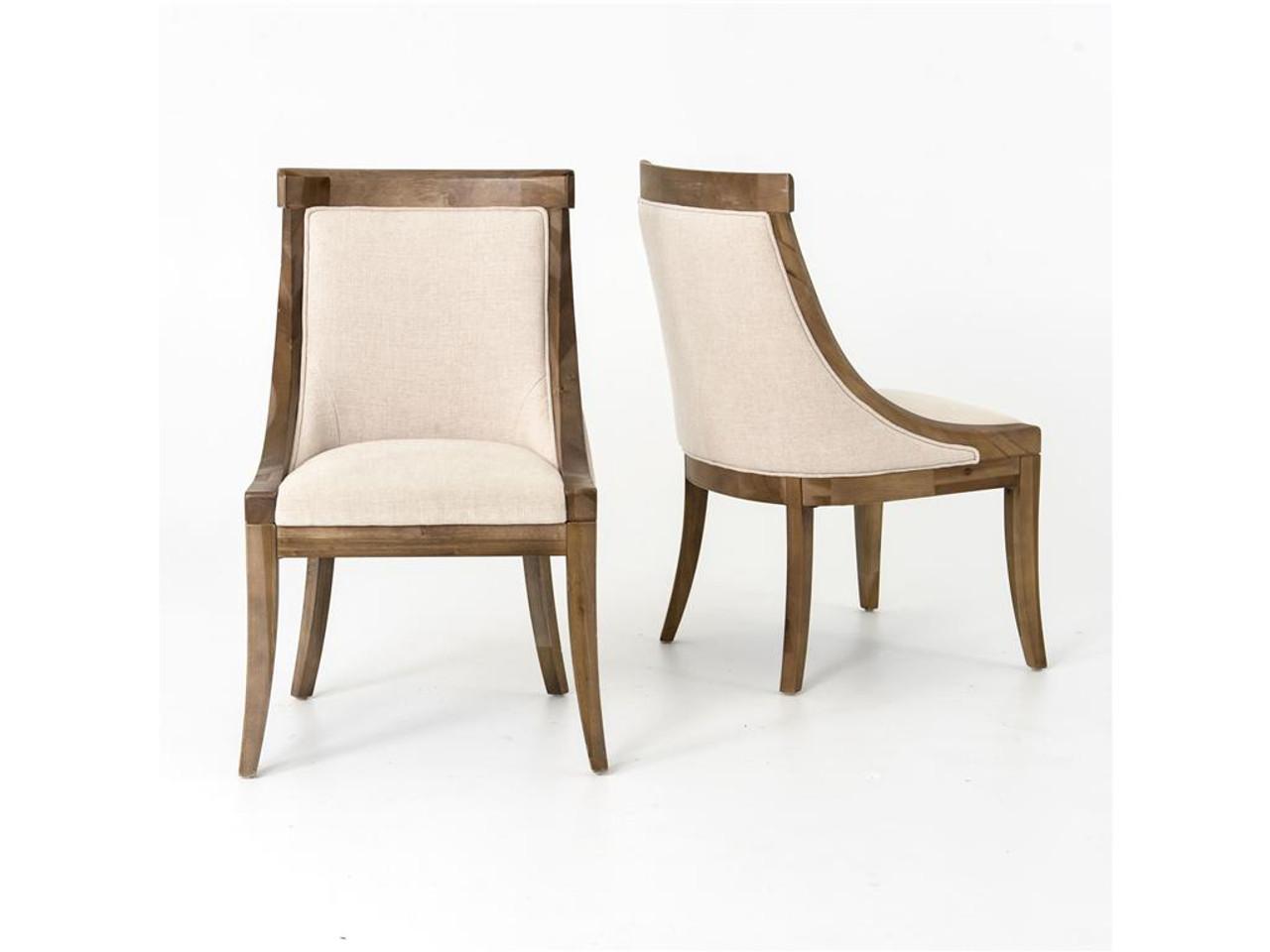 Modern Florence Dining Chair Bespoke Zin Home