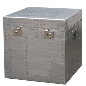 Aviator Spitfire Trunk End Table