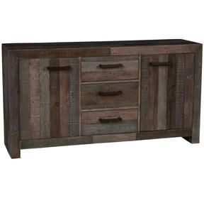 Angora Storm Reclaimed Wood Buffet Sideboard