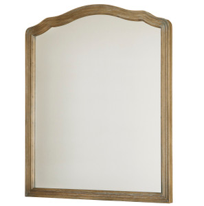 Devon French Oak Dresser Mirror
