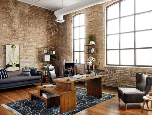Brooklyn Loft Office