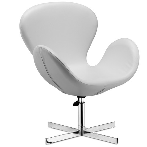 Cobble Swan Swivel Chair