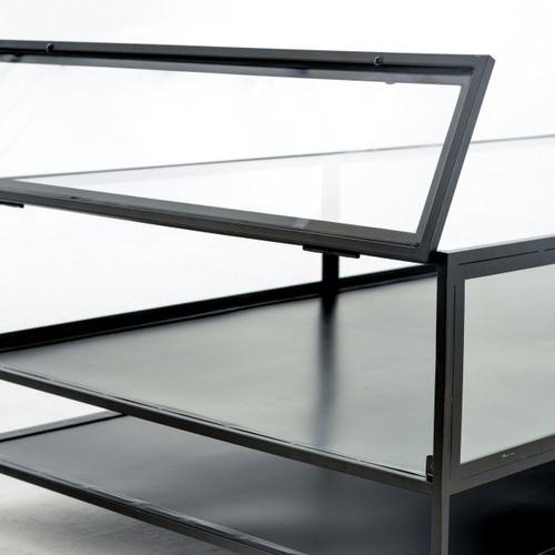 Gl Metal Coffee Tables The Table