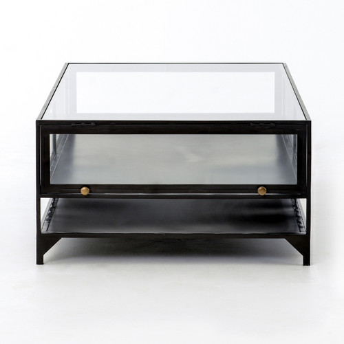 Metal Gl Coffee Tables The Table