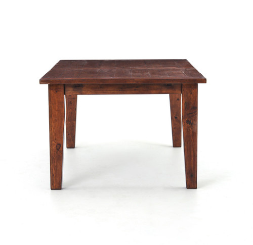 "Extending Dining Room Table Unique Coastal Reclaimed Wood Extending Dining Table 96""  Zin Home 2017"