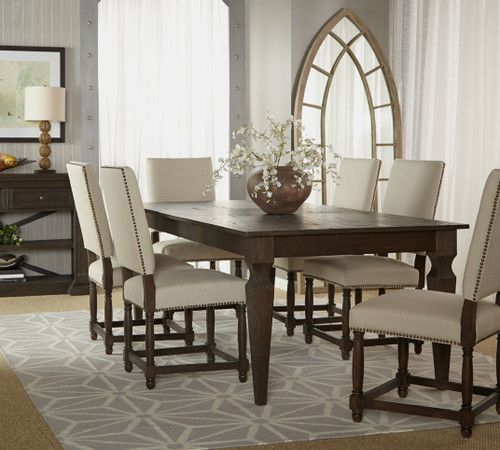 Dining Room Table Extender: Royce Extension Dining Room Table
