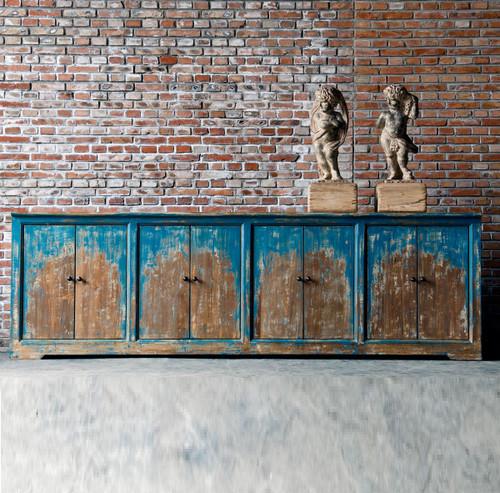 Van Thiel The it Takes An Hour Sideboard 8 Doors