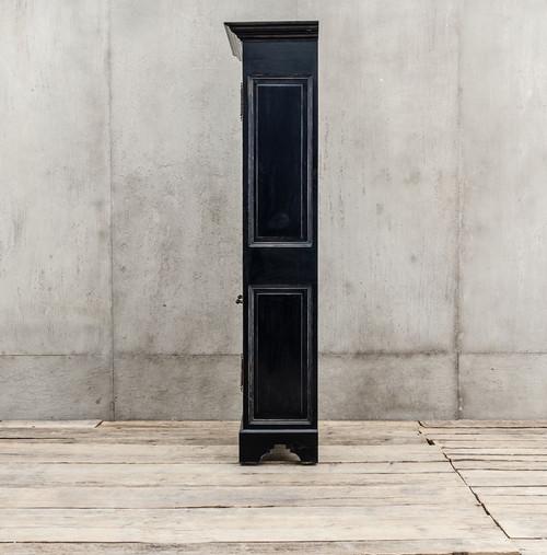 Van Thiel The Johnny Walker 2 Doors Black Cabinet | Zin Home