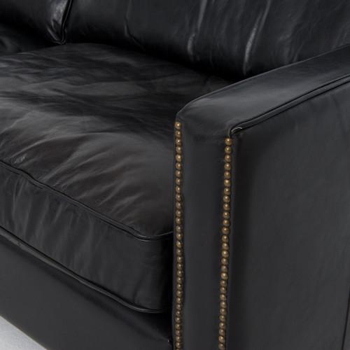 ... Larkin 3 Seater Lancaster Leather Sofa ...