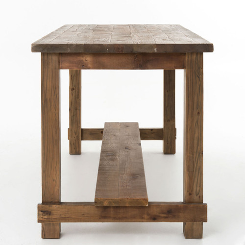 ... Rustic Distressed Wood Pub Tables ...