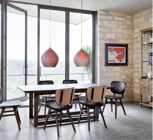 100 John Lewis Dining Table 4 Chairs Round Glass Top  : MasonryWoodandBlackConcreteTopDiningTable651001457383557 from www.tucocinaytu.com size 500 x 457 jpeg 88kB