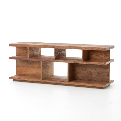 peroba wood furniture. tylor reclaimed peroba wood tv media console furniture