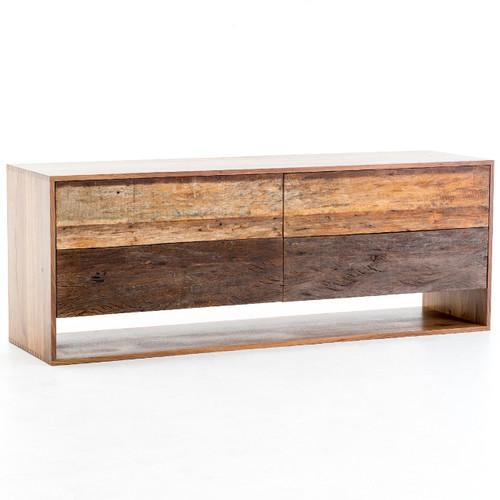 imaginative reclaimed wood nightstand decor ideas
