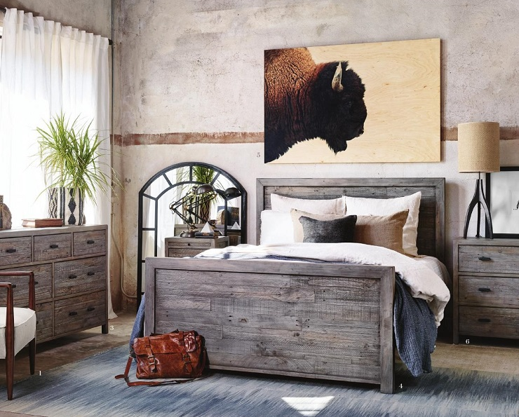 Fresh Routine Loft Bedroom Design