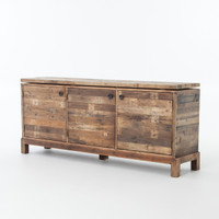 Angora Reclaimed Wood Sideboard Buffet