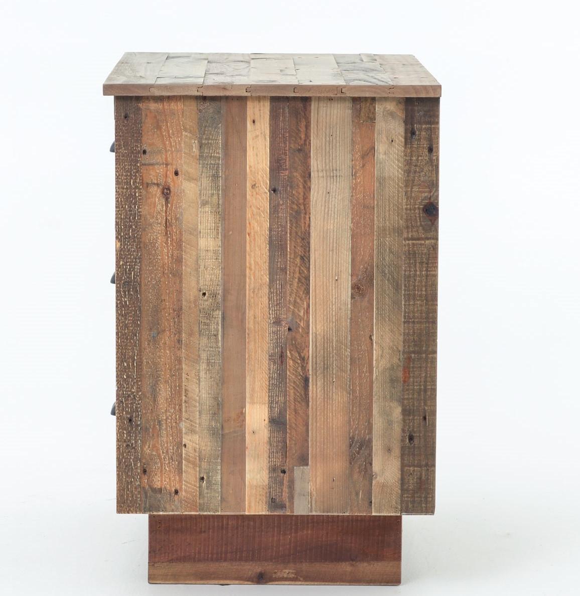... Angora Reclaimed Wood Small Sideboard sale - Angora Reclaimed Natural Wood Small Sideboard Chest Zin Home