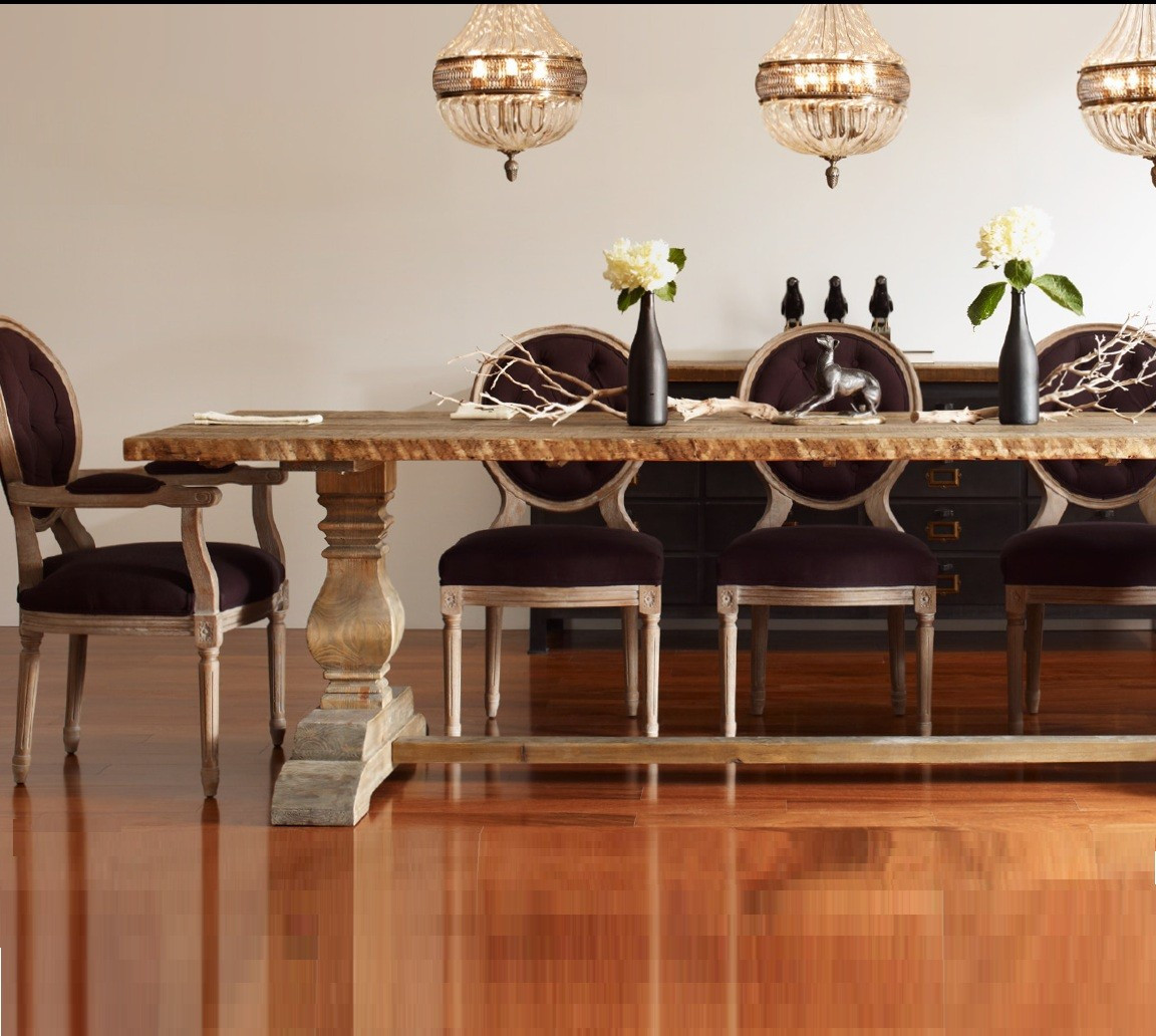 ... Table Top · Reclaimed Wood Dining Tables ...
