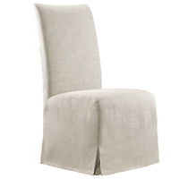 Amelia Slip Covered Dining Side Chair