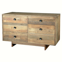 Angora 6 Drawer Chest