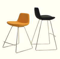 Pera Wire Bar Stool