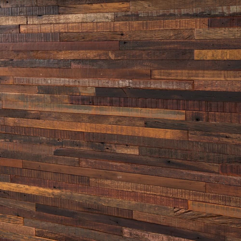 Reclaimed Wood Rustic Devon King Platform Bed Frame Zin Home