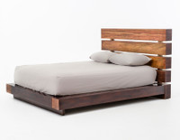 Iggy Queen Platform Bed Frame