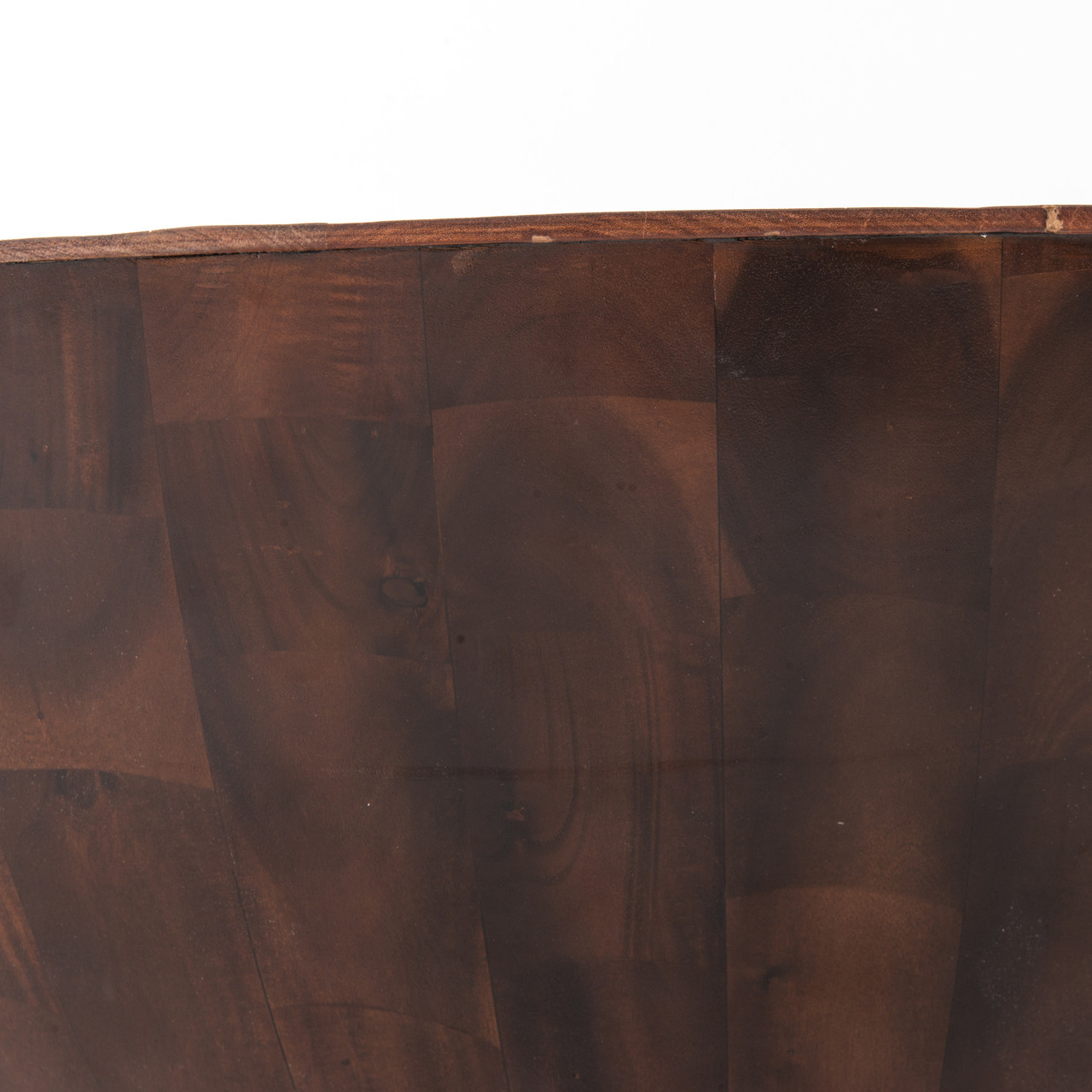 """Suffolk Simplicity Reclaimed Wood Square Industrial Coffee: Ryan Reclaimed Wood Round Coffee Table 48"""""""
